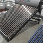 Nhận lắp đặt máy nước nóng năng lượng các loại