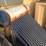 Hình ảnh sửa máy nước nóng năng lượng mặt trời TP.HCM
