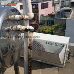 Thay thế ống PPR dẫn nước cấp ra vào máy năng lượng