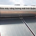 Sửa máy năng lượng mặt trời Quận 2